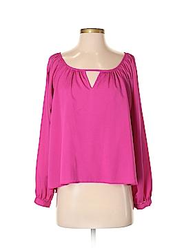Hy & Dot Long Sleeve Blouse Size XS