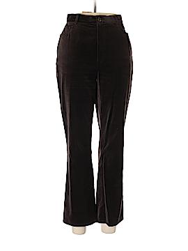 Chaps Casual Pants Size 12