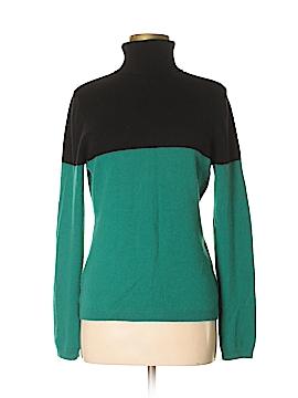 Garnet Hill Turtleneck Sweater Size M