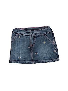 Lilly Pulitzer Denim Skirt Size 4
