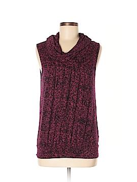 MICHAEL Michael Kors Short Sleeve Top Size M