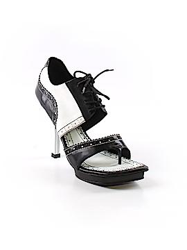 Sue Wong Heels Size 8