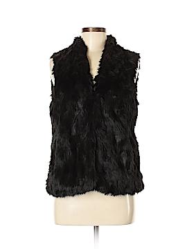 Cynthia Steffe Faux Fur Jacket Size M