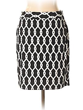 Adrienne Vittadini Casual Skirt Size 10 (Petite)