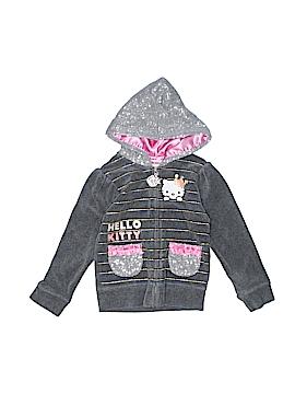 Hello Kitty Zip Up Hoodie Size 5