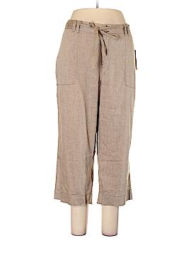 Coldwater Creek Linen Pants Size 16