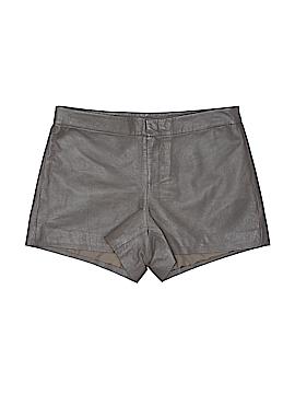 BB Dakota Leather Shorts Size 4