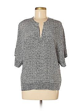 C. Wonder Short Sleeve Silk Top Size S