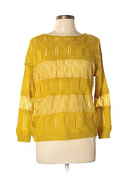 Janet Paris Long Sleeve Top Size S