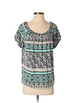 Rafaella Short Sleeve Top Size S