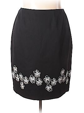 Jones New York Casual Skirt Size 18W (Plus)