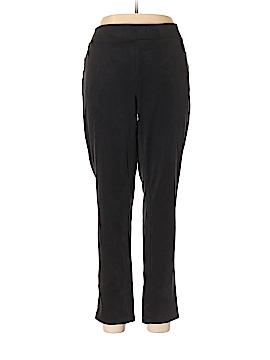 INC International Concepts Velour Pants Size 16W