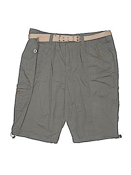DressBarn Cargo Shorts Size 14