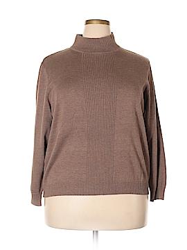 DressBarn Turtleneck Sweater Size 18 (Plus)