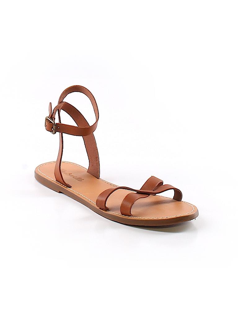 Madewell Women Sandals Size 8 1/2