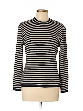 Dana Buchman Wool Pullover Sweater Size L