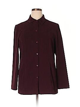 Norton McNaughton Long Sleeve Button-Down Shirt Size 16