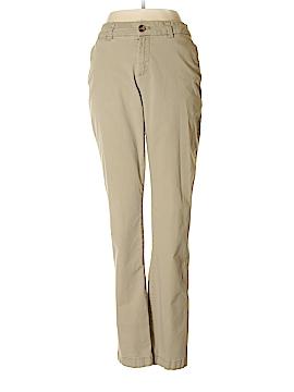 Faded Glory Khakis Size 8