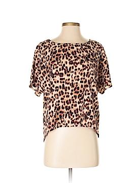 Vila Short Sleeve Blouse Size S