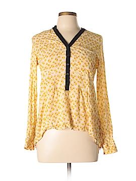 Vanessa Virginia Long Sleeve Blouse Size 6
