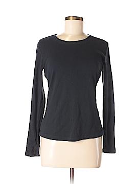 New York & Company Long Sleeve T-Shirt Size M