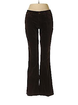 Eddie Bauer Velour Pants Size 2 (Petite)