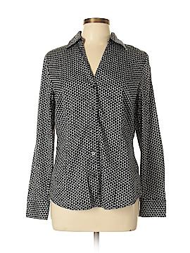 Charter Club Long Sleeve Button-Down Shirt Size 12