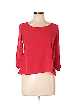 LA Hearts 3/4 Sleeve Blouse Size L