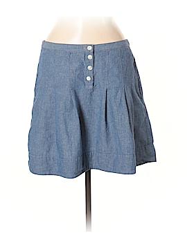 J. Crew Factory Store Denim Skirt Size 8
