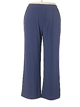 Isaac Mizrahi Casual Pants Size 2X (Plus)