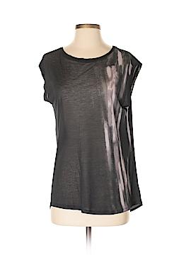 Elie Tahari Short Sleeve Blouse Size XS