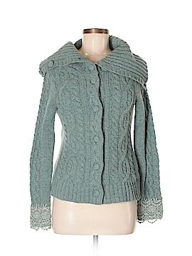Sleeping On Snow Wool Cardigan Size M