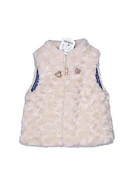 Zara Baby Faux Fur Vest Size 12-18 mo