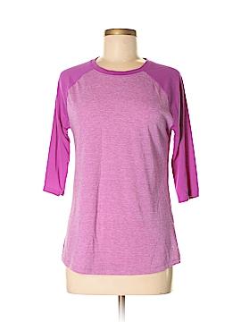 Danskin 3/4 Sleeve T-Shirt Size M