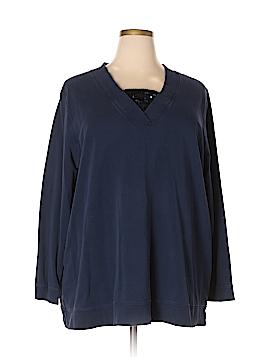 Catherines Sweatshirt Size 2X (Plus)