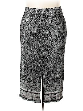 Briggs New York Casual Skirt Size 2X (Plus)