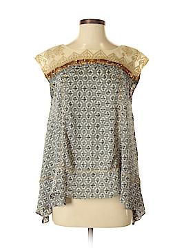 Floreat Short Sleeve Blouse Size XS