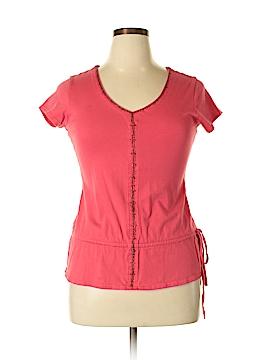 Bay Studio Short Sleeve Top Size XL (Petite)