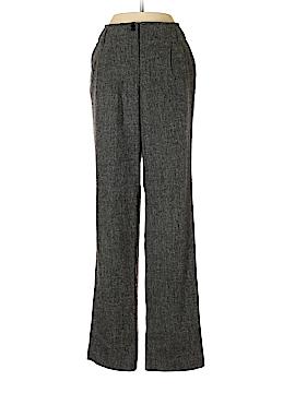 Lands' End Canvas Wool Pants Size 4