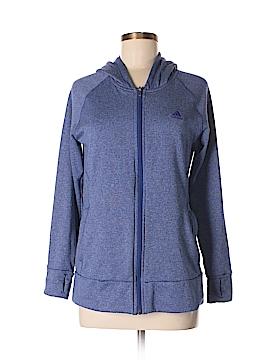 Adidas Zip Up Hoodie Size M