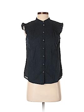 Gap Sleeveless Button-Down Shirt Size S (Petite)