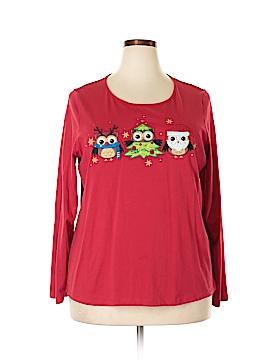 Kim Rogers Long Sleeve T-Shirt Size XXL