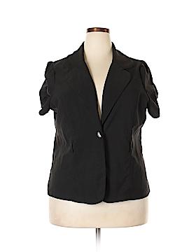 Dots Jacket Size 2X (Plus)