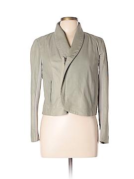 Veda Leather Jacket Size L