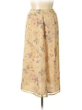 August Silk Casual Skirt Size 16