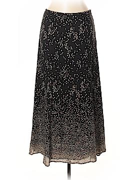 Valerie Stevens Silk Skirt Size 12