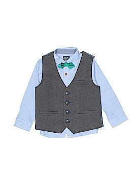 Next Tuxedo Vest Size 2 - 3