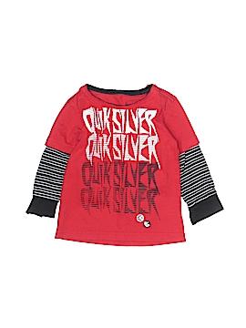 Quiksilver Long Sleeve T-Shirt Size 12