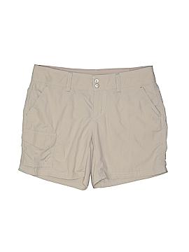 Columbia Khaki Shorts Size 4