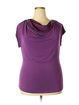 Alex Marie Short Sleeve Top Size XL